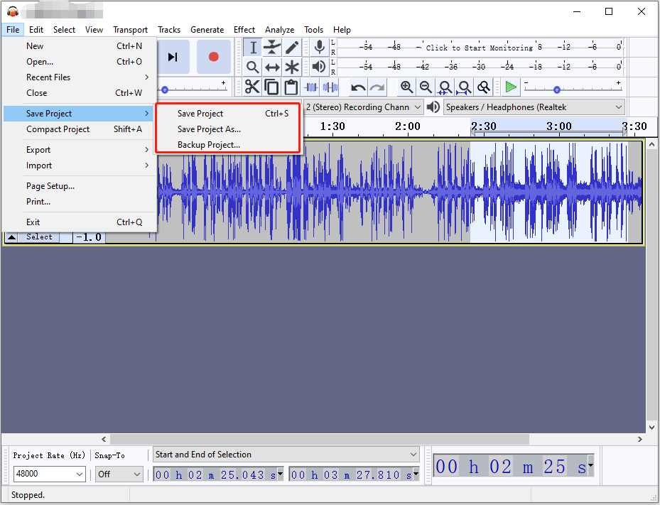 Better Audio Editor Online Tutorial - Page 5 - Xiaoya's Lab